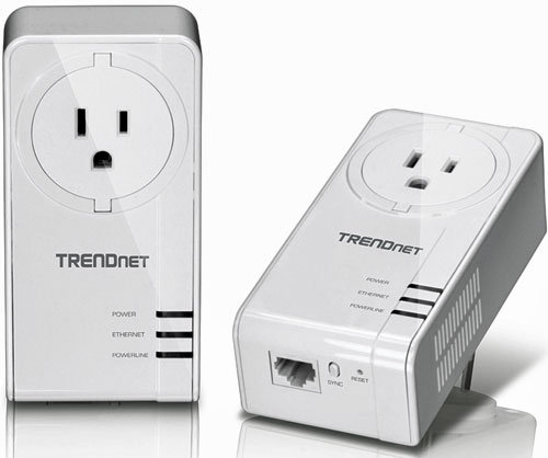 Dispositivos Powerline