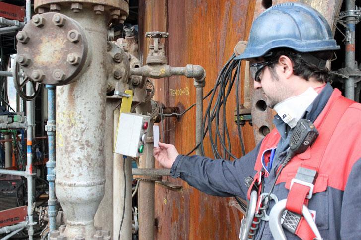 Sistema de seguridad Tecnalia y Petronor