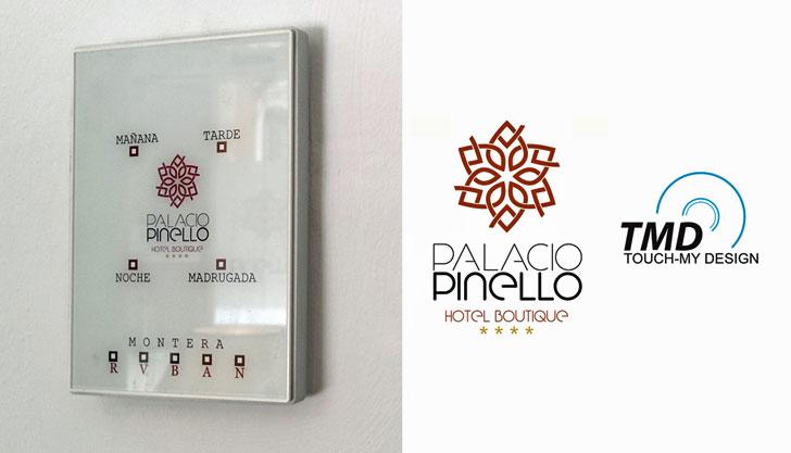 TMD del Hotel Palacio Pinello