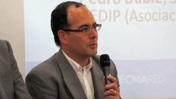 Pedro Dubié, AEDIP
