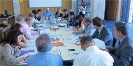 I Reunión Comité Técnico II Congreso Edificios Inteligentes