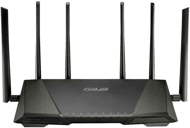 Router RT-AC3200