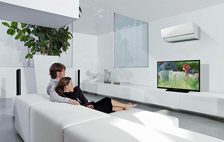 Equipos de aire acondicionado de Panasonic