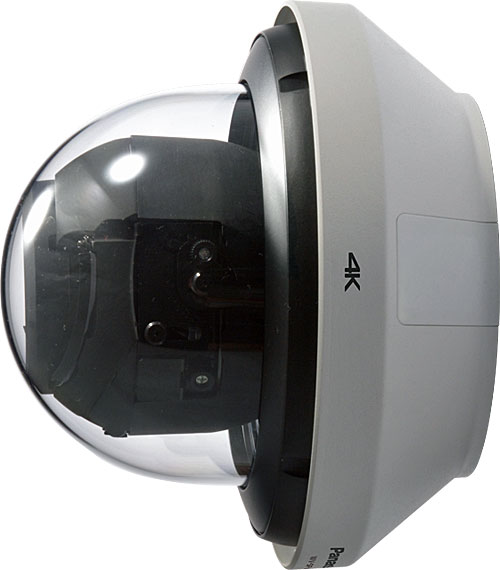 Cámara 4K Panasonic