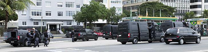 Policía Militar de Salvador de Bahía