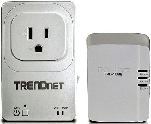 Productos de domótica de TRENDnet