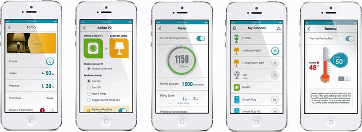 Kit Smart Home HD Starter