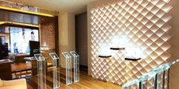 Experiencia audiovisual automatizada con KNX en un showroom de México