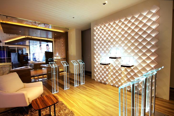 Showroom de Samsung en México