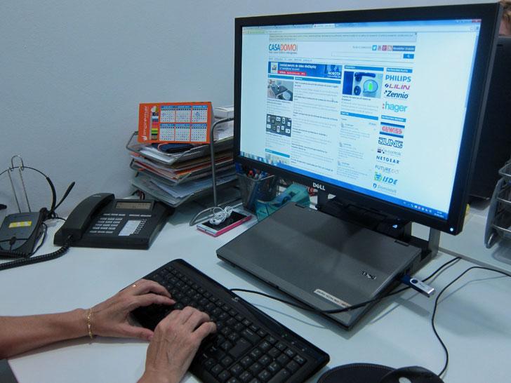 Las TIC en las empresas