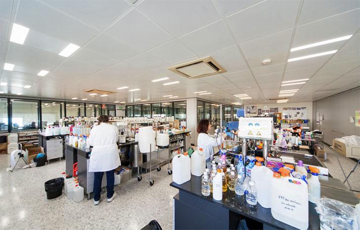 Laboratorio KH Lloreda