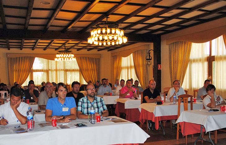 III Conferencia de instalación de sistemas de seguridad
