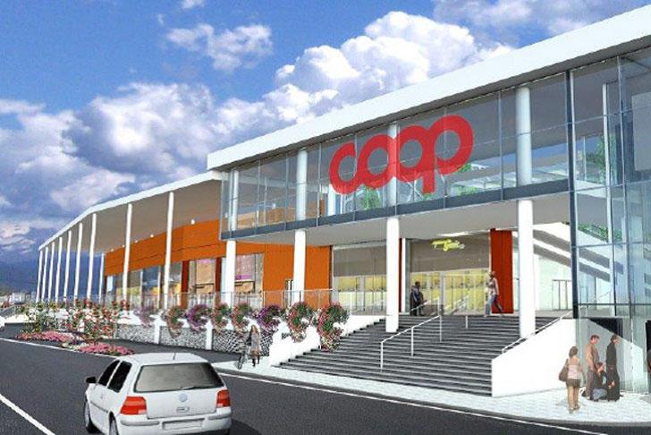 Centro comercial de Génova, en el futuro