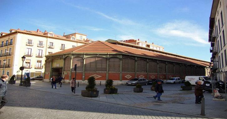 Mercado del Val, actualmente