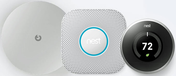 Dispositivos MyFox y Nest