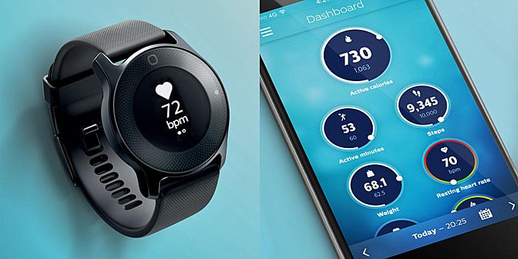 Dispositivo de e-health