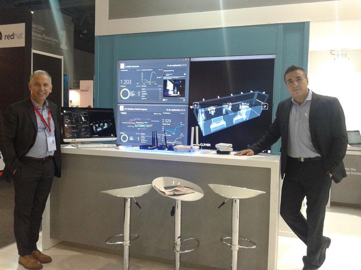 SOFIA2 en IoT Congress