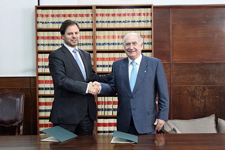 Acuerdo entre ABB y Universidad de Oviedo