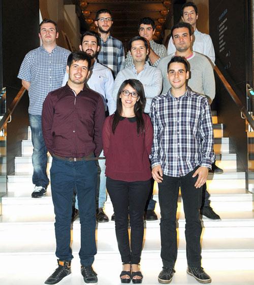 Integrantes de Labs