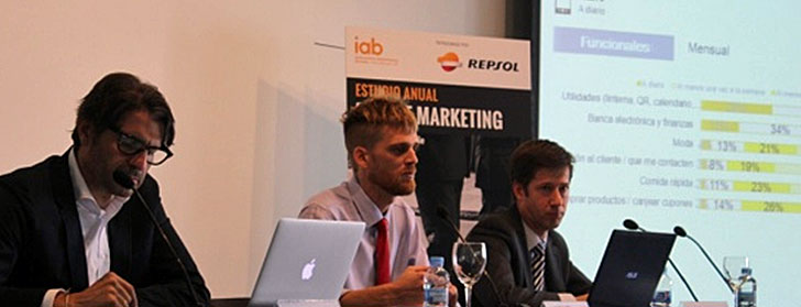 Presentación del informe Estudio Anual de Mobile Marketing