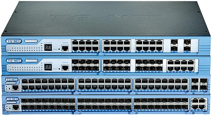 Familia de switches S5300