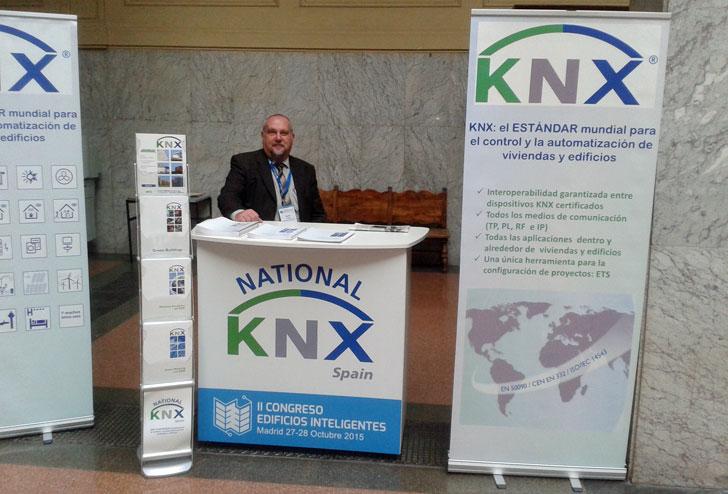 KNX en el II Congreso Edificios Inteligentes