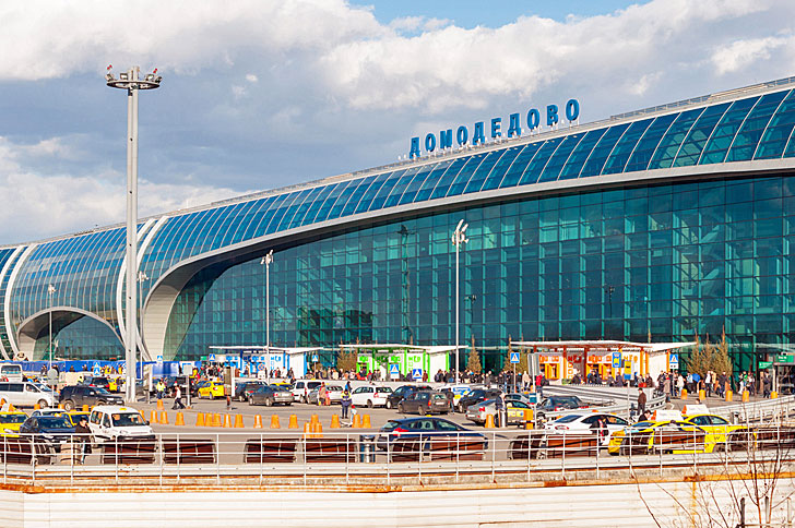 Aeropuerto Domodédovo
