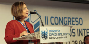 Norena Martín-Dorta, BuildingSmart Spanish Chapter - II Congreso EI