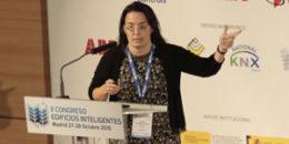 Susana Rodríguez, Hager Sistemas - II Congreso Edificios Inteligentes