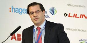 Juan Ignacio García, Sistrol - II Congreso Edificios Inteligentes