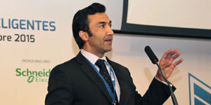 José Carlos Pérez, Ingeniero Industrial - II Congreso EI