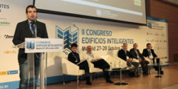 Sergio Colado, Nechi Group - II Congreso Edificios Inteligentes