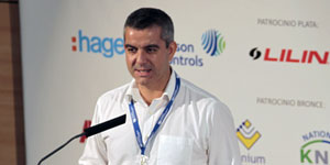 Javier García, Universidad de Sevilla - II Congreso EI