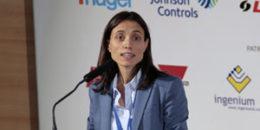 Abigail Rocasolano, Johnson Controls - II Congreso EI