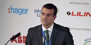 David Sánchez, Schneider Eléctric - II Congreso Edificios Inteligentes
