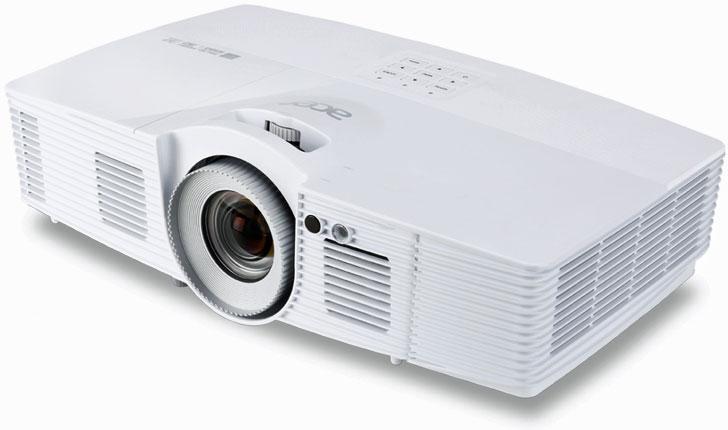 Proyector V7500 de Acer