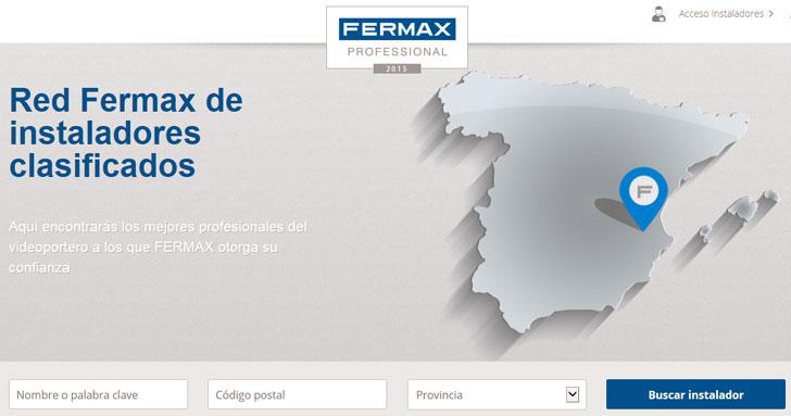 Portal Fermax Professional