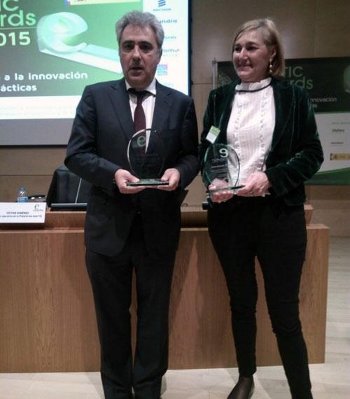 Entrega Premios Enertic