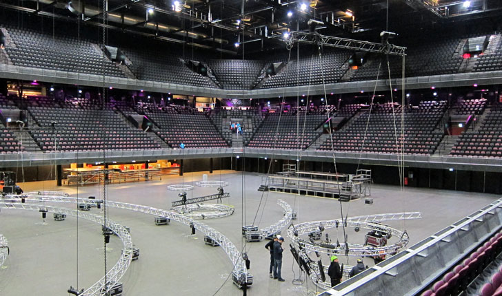 Auditorio de Ziggo Dome
