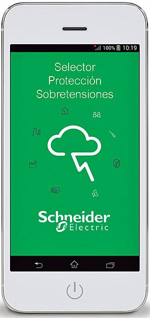 App SPD Schneider Electric