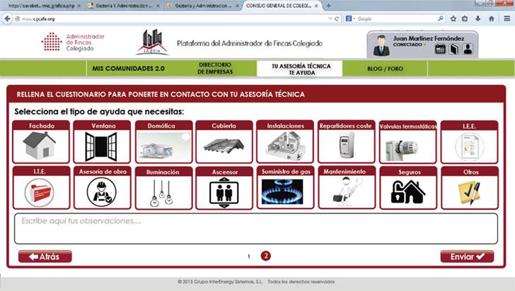 Soluciones de la Plataforma iAdfin.