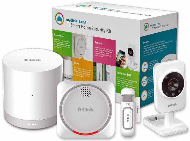 Kit de seguridad en el hogar