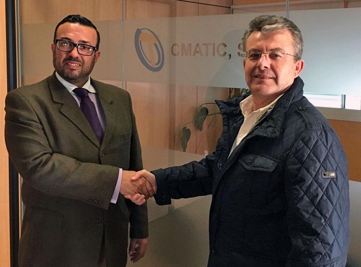 Acuerdo entre CMATIC y AOIFES