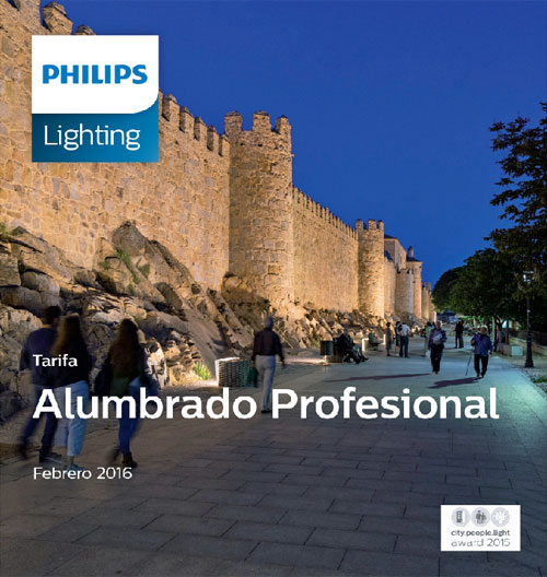 Tarifa Digital Philips Lighting
