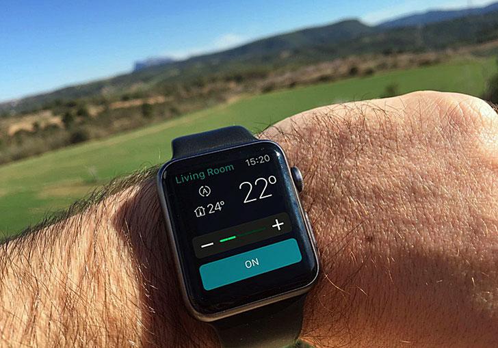 APP para Apple Watch
