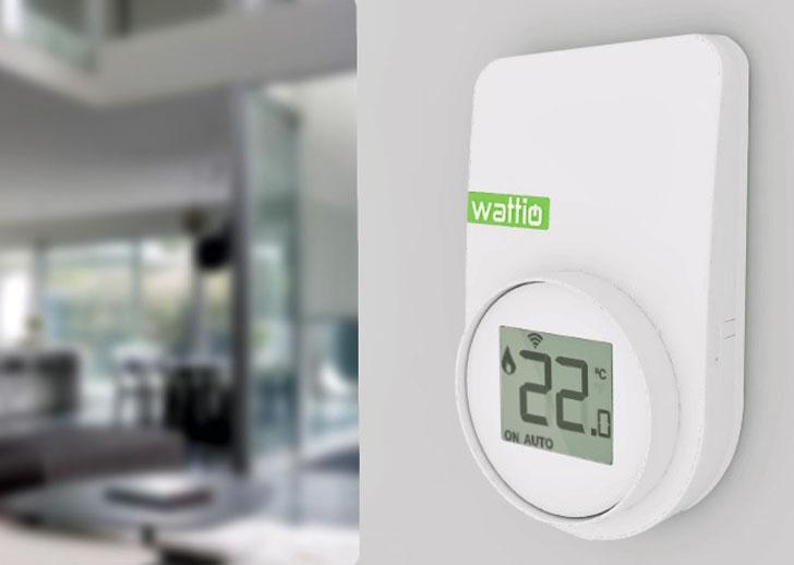 Sistema hogar inteligente Wattio
