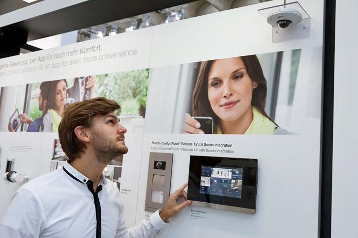 Soluciones para edificios inteligentes