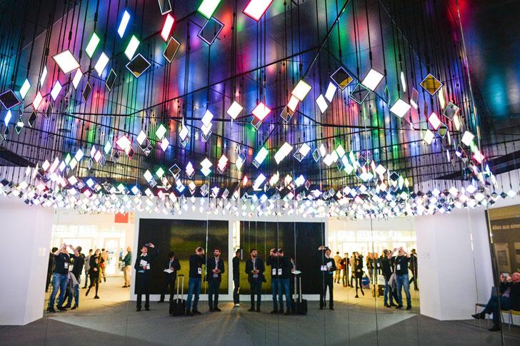 Iluminación en LightBuilding
