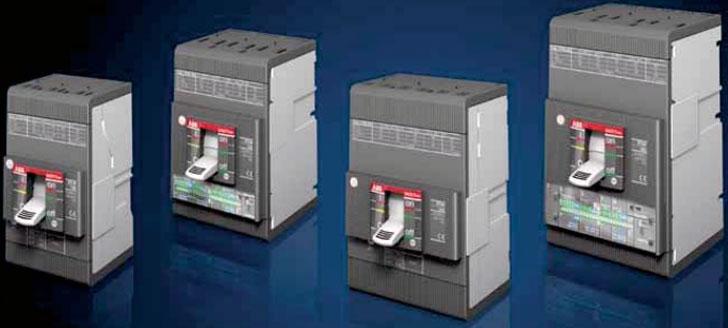 Interruptores de potencia Tmax
