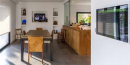 Loxone equipa una vivienda unifamiliar con el sistema Smart Home
